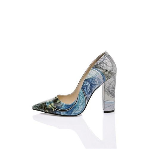 Los Ojo Jonn Topuklu Ayakkabı