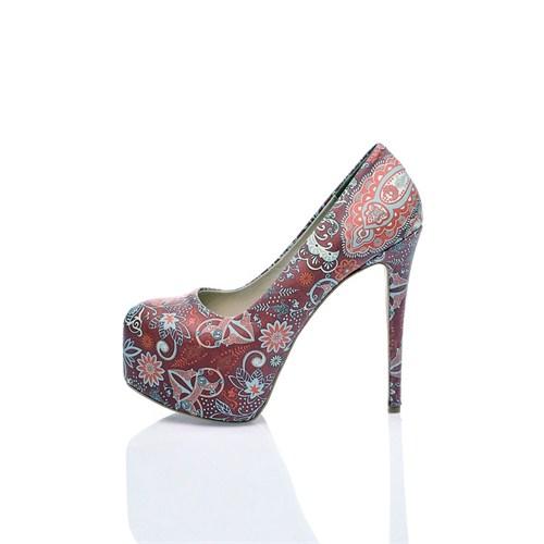 Los Ojo Revo Topuklu Ayakkabı