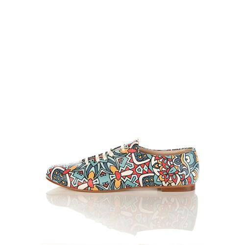 Los Ojo Srdr 030 Casual Bağcıklı Kadın Ayakkabı