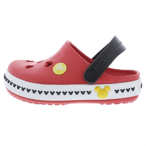 Crocs Crocband Mickey Iıı Kids Ss16 Çocuk Sandalet Terlik