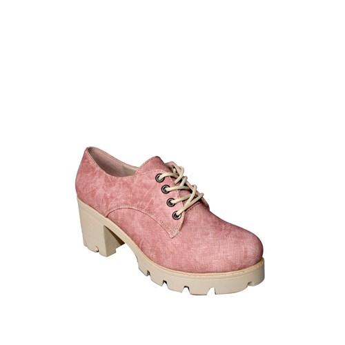 Park Moda Pudra Kot Günlük Kadın Ayakkabı - 106