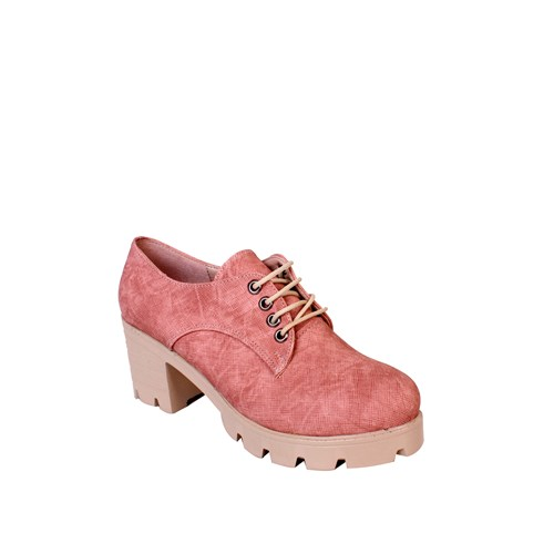 Jeny Pudra Kot Günlük Kadın Ayakkabı - 2400