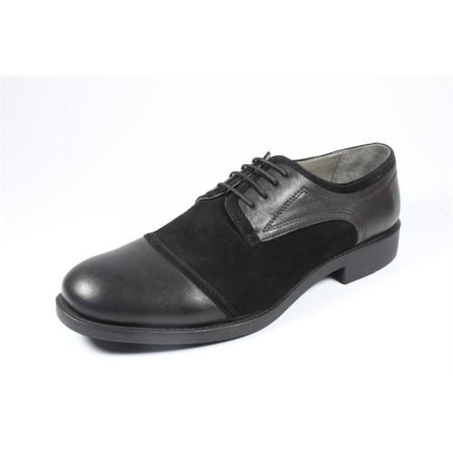 Commodore 213-447 Siyah Erkek Ayakkabı