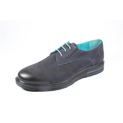 Pablo 213-458 Lacivert Erkek Ayakkabı