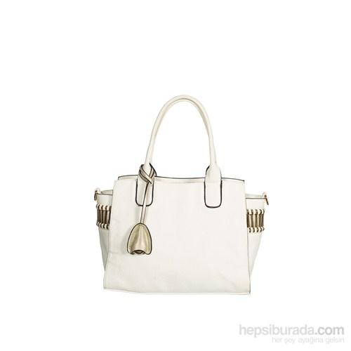 Kriste Bell Kadın Çanta Beyaz 23663