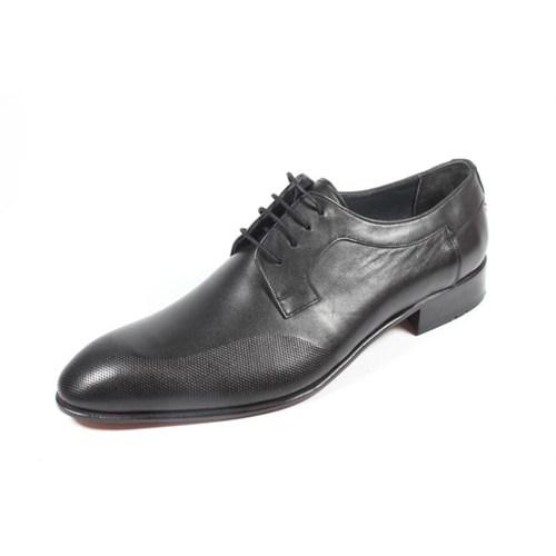 Pablo 220-302 Siyah Erkek Klasik Ayakkabı