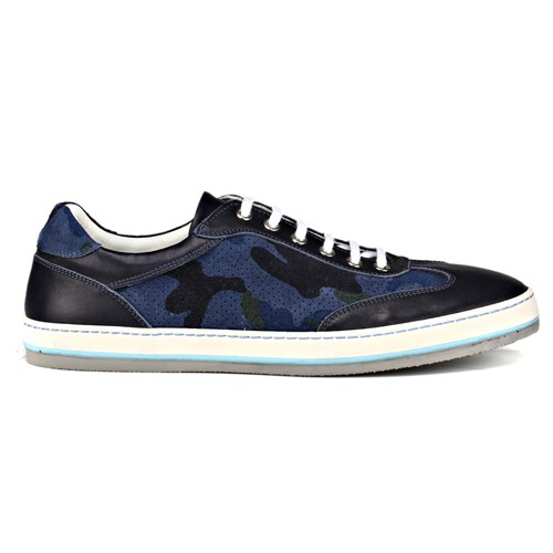 Salvano Lacivert Erkek Ayakkabı