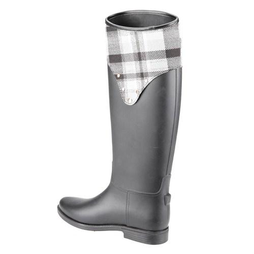 U.S. Polo Assn. A3326276 Siyah Kadın Yağmur Çizmesi
