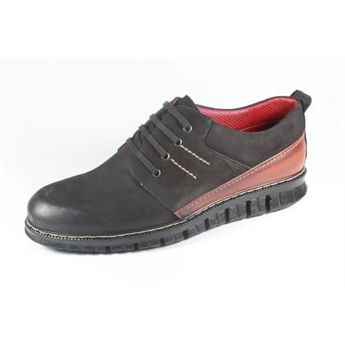 Pablo 248-1570 Siyah Erkek Ayakkabı