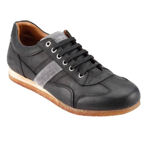 Lumberjack A3320022 Siyah Erkek Deri Ayakkabı