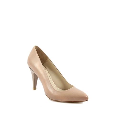 Gön Deri Kadın Ayakkabı 22354