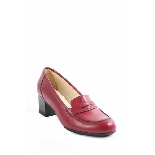 Gön Deri Kadın Ayakkabı 23045