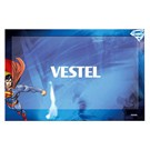 "Vestel 22VF5012 Cartoon Serisi Superman 22"" HD Uydu Alıcılı DVD Slim FULL HD LED TV"