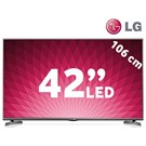 "LG 42LB620V 42"" 3D FULL HD LED TV + 2 Adet 3D Gözlük"