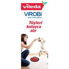 Vileda Virobi for Pet Şarjlı Robot Paspas