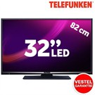 "Telefunken 32XT5000DST 32"" UsbMovie FULL HD UYDU ALICILI LED TV"