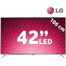 "LG 42LB582V 42"" WiFi Uydu Alıcılı UsbMovie SMART FULL HD LED TV"