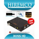 Hiremco Boss Full Hd Uydu Alıcısı ve Media Player