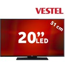 "Vestel 20VH3032 20""SUPER SLIM LED"
