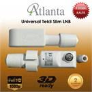 Atlanta ATL-01 Slim Hd Lnb (Tek Çıkışlı)