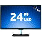 "Samsung LT24D390EW 24"" UsbMovie FULL HD LED TV"