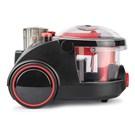 Arnica Bora 5000 2400 W Su Filtreli Cift Turbo Fırcalı Elektrikli Supurge-Kırmızı