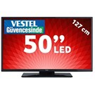 "Luxor 50L300D 50"" UsbMovie FULL HD LED ( Vestel Elektronik A.Ş. Garantisindedir.)"