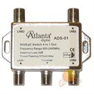 Atlanta ADS-01 Diseqc Switch (1x4)
