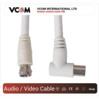 Vcom Cv612 1.8Mt Analog Tv To Rg6 Uydu Kablo