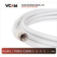 Vcom Cv612 3Mt Analog Tv To Rg6 Uydu Kablo