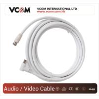 Vcom Cv612 5Mt Analog Tv To Rg6 Uydu Kablo