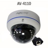 Avenir Av-4110 1.3 Mp 3.6 Mm Dome İp Kamera