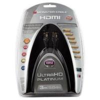 Monster HDMI Kablo Platinum High Speed 3M
