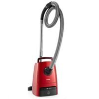 Arçelik S 4961 Kırmızı 1000 W 73 Dba/ 300 Watt Emiş Gücü-Hepa H12 Filtreli-Gövdeden Dokunmatik Kontrol