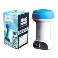 Mag Platinum Nec Chipli Full Hd Single Lnb (Tek Çıkışlı)