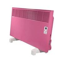 Vigo Elektrikli Panel Konvektör Isıtıcı Dijital 1000 Watt Pembe Epk4570e10p