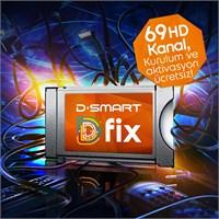 D-Smart D-Fix Dijital Yayın Paketi