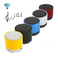 Magic Bluetooth Hoparlör Müzik Kutusu Micro Sd Usb Radyo S-10 Kerasus