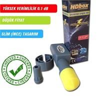 Hdbox Slim Single Lnb ( High Gain Serisi)