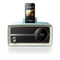 Philips ORD2105B Original Radio Mini- iPhone5 Docking