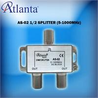 Atlanta AS-02 1/2 Uydu Bölücü (5-1000 MHz)