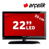 "Arçelik A22 LB M320 22"" 100Hz Full HD LED"