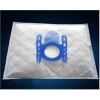 Beko BKS 1260 EY Süpürgeye Uyumlu Microban Bez Torba (20 adet)