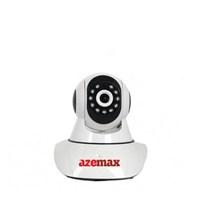Azemax IP610 Wifi Yatay/Dikey Hareketli Gece Görüşlü 1MP Kablosuz HD IP Kamera