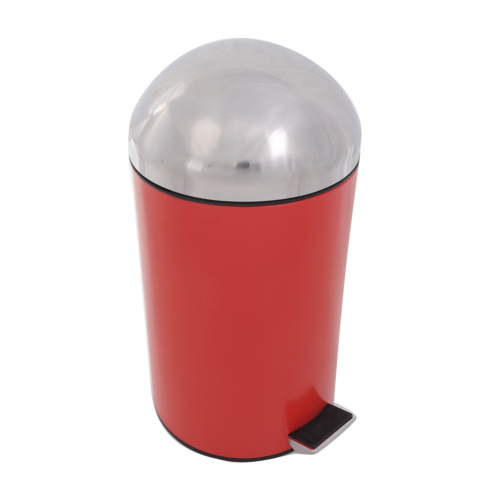 Gerok Loca Jumbo Pedallı Çöp kovası 15 LT Kırmızı