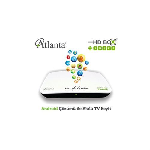 Atlanta Hd Box Smart Full Hd Uydu Alıcısı