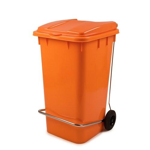 Alper Pedallı Çöp Kovası 240 Lt