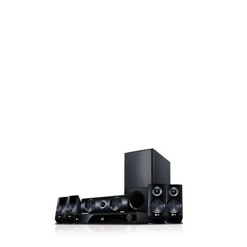 LG HB1100MK Satellite 3D Bluray 1100W Usb/Wi-Fi ve DLNA LGSmartTV 5.1 Ev Sinema Sistemi