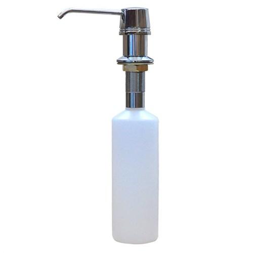 Rulopak Ankastre Krom Sıvı Sabun Dispenser
