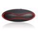 Rugby Bluetooth Hoparlör Mp3 Radyo (Kırmızı)